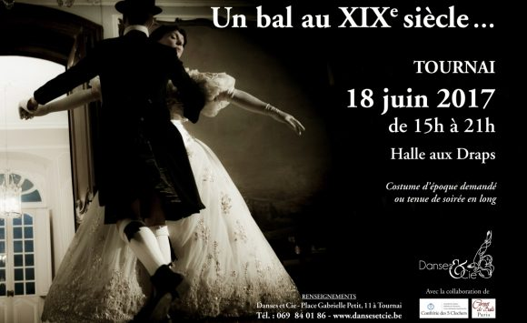 Stage de Danse 19ème & Grand Bal 2017