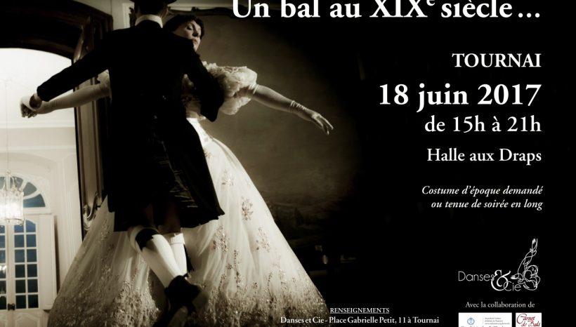 Stage de Danse 19ème & Grand Bal 2017