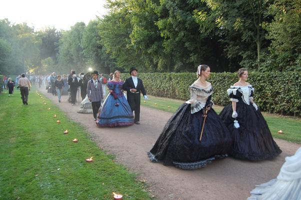 Les costumes XIXème