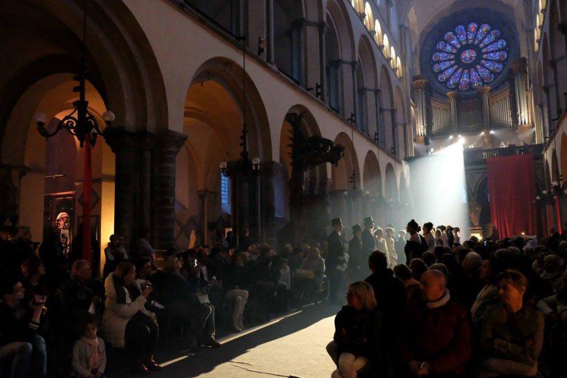 2017 / Concert Orgue et Danse à la Cathédrale de Tournai