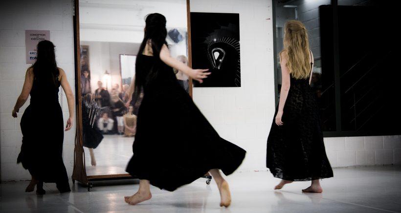 """2017 / Dévernissage expo """"A un pas de là…"""" – Art dans la Ville"""