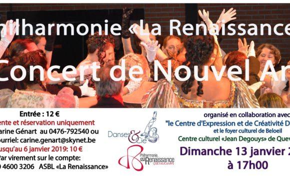 Concert de Nouvel An – Musiques et Danses Viennoises