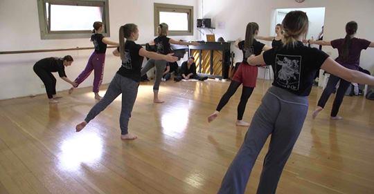 Reportage sur le séjour ERASMUS de la section AT Danse de l'IPES