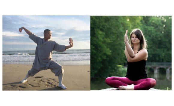 Stage d'initiation Taï Chi & Yoga – 26 janvier 2020
