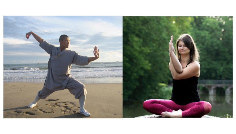 Stage d'initiation Taï Chi & Yoga – 26 janvier 2020 – COMPLET!
