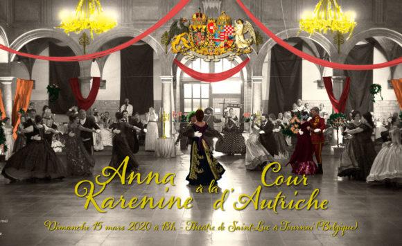 Bal au Royaume de Belgique – 15 mars 2020 – ANNULE